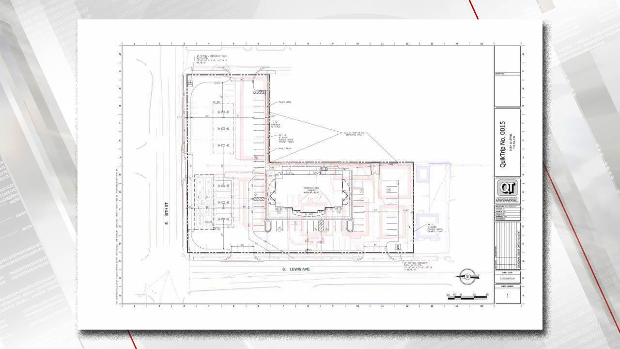 Plans Announced For A New Tulsa QuikTrip Store
