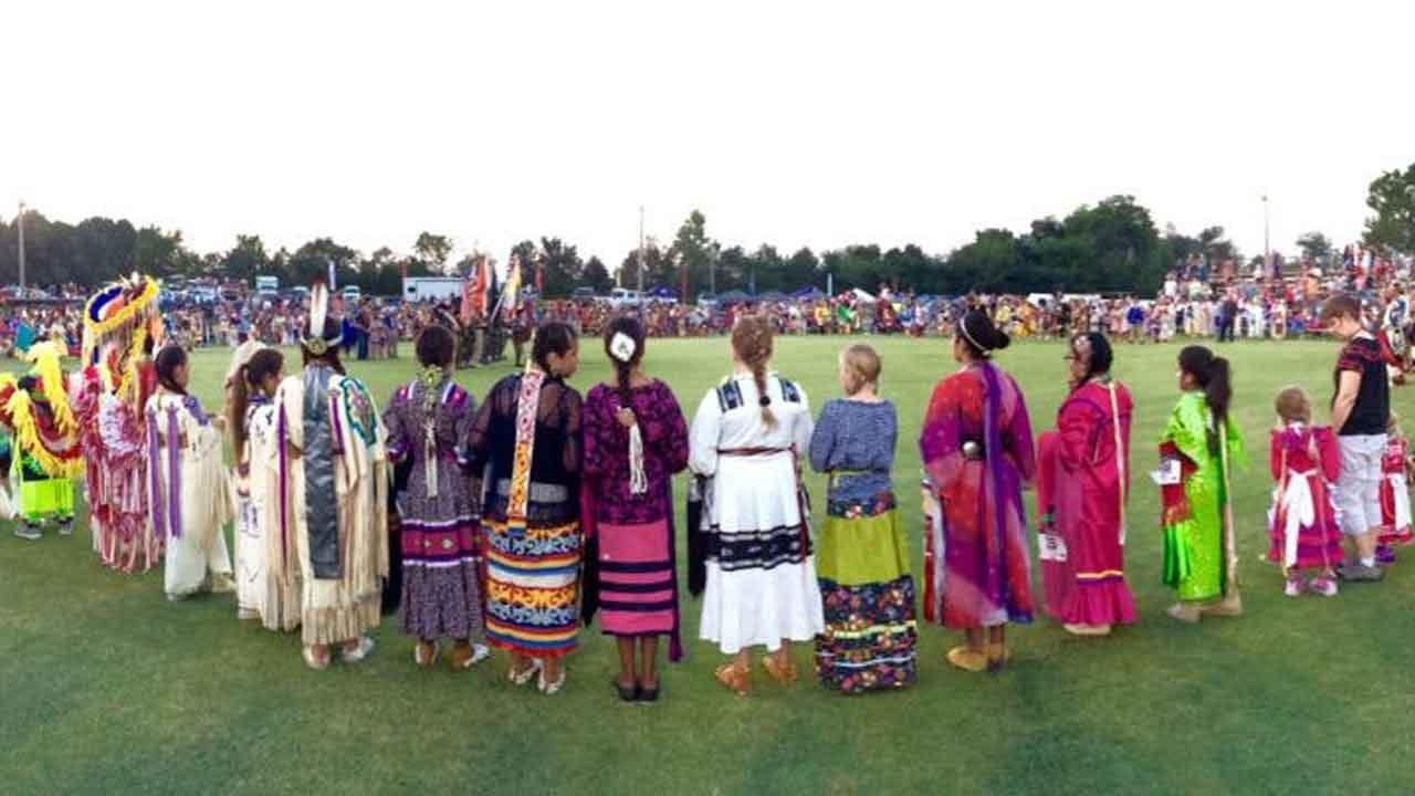 Cherokee National Holiday Kicks Off Labor Day Weekend