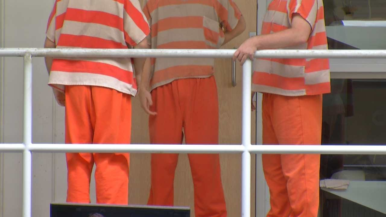 Oklahoma Department Of Corrections Announces Record Population