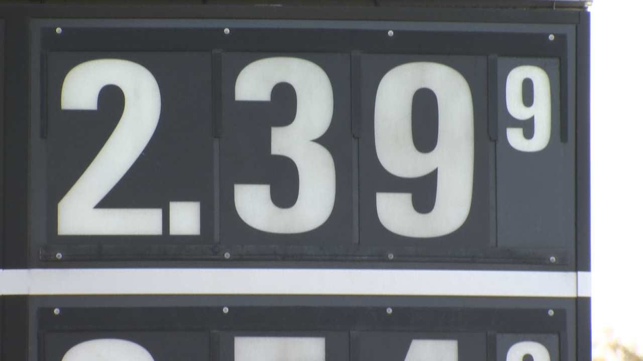 Tulsa Gas Prices Increase But No Shortage Expected Here