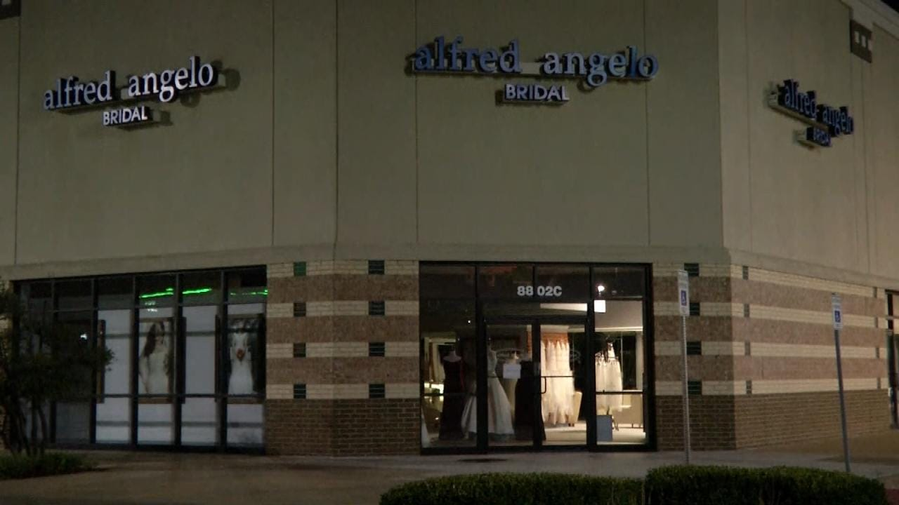 Tulsa Brides Who Paid For Their Dresses May Be Out Of Luck