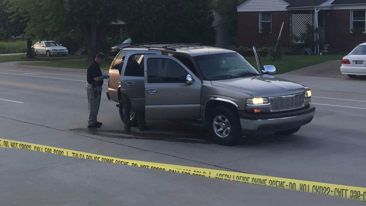 Deadly Shooting Marks Tulsa's 52nd Homicide Of 2017
