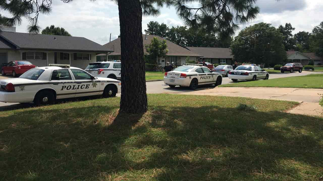 2-Year-Old Girl Killed After Being Run Over In Driveway, Tulsa Police Say