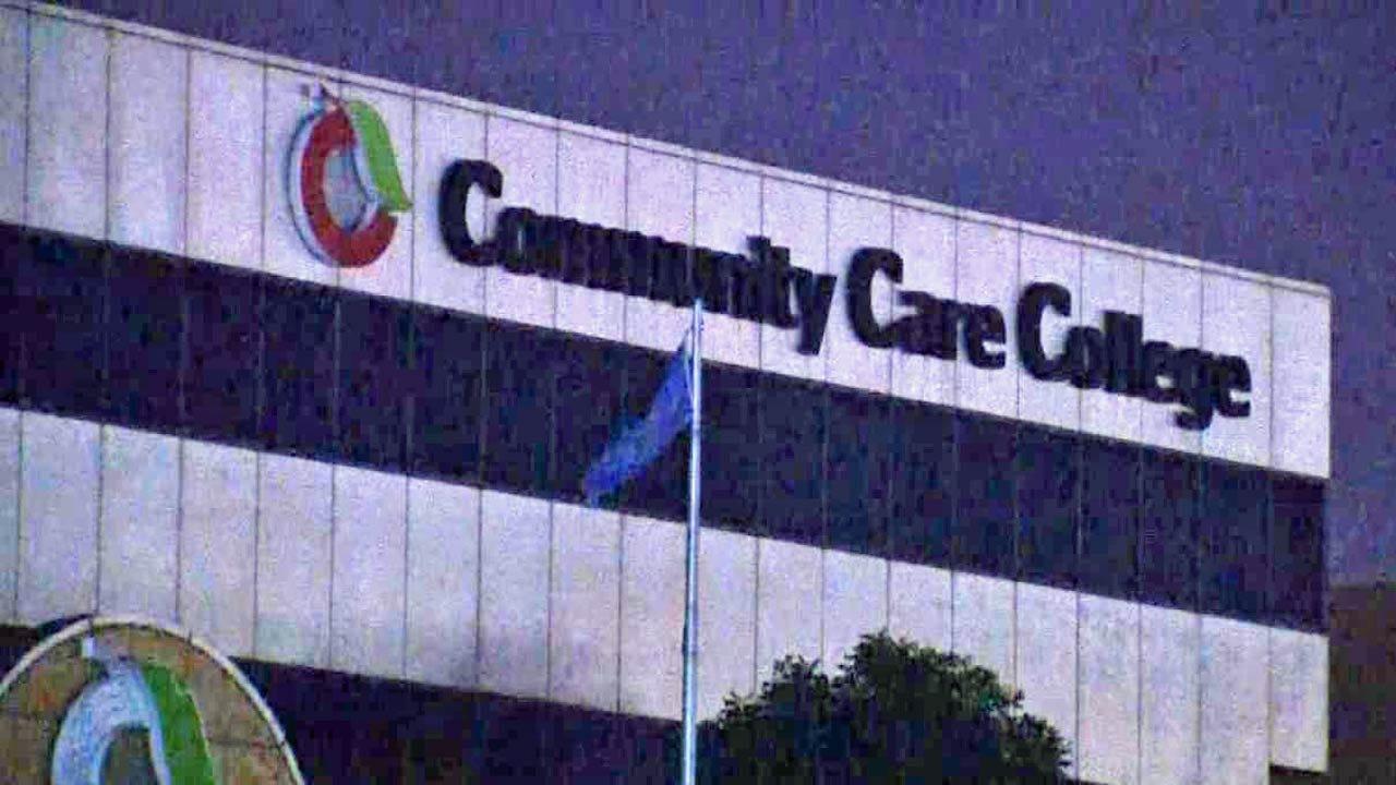 Community Care College Holds Class Despite Tulsa Tornado