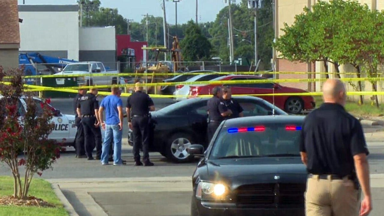 Man Pulled Knife On Officer Before Shooting, Muskogee Police Say