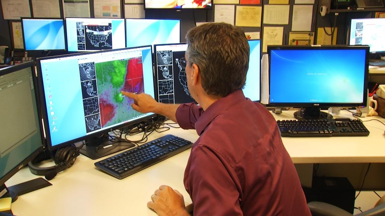 NWS Defends Decision To Not Sound Tornado Sirens