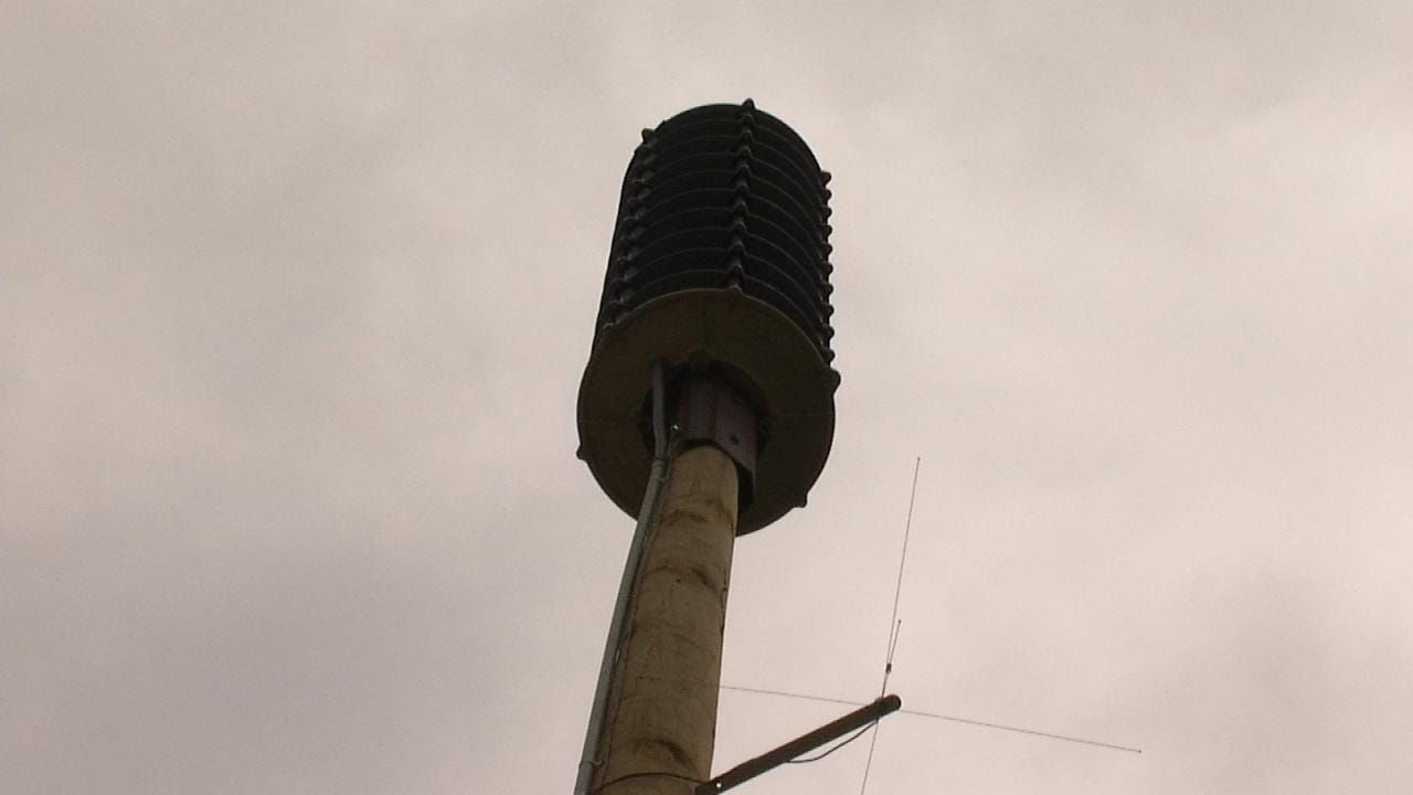 Questions Raised On Why Tulsa's Tornado Sirens Never Sounded Early Sunday