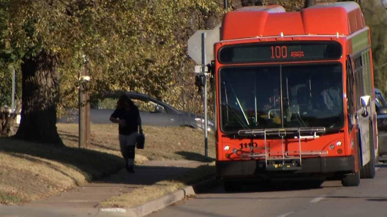 Tulsa Transit Changes 5 Bus Routes Due To Storm Damage