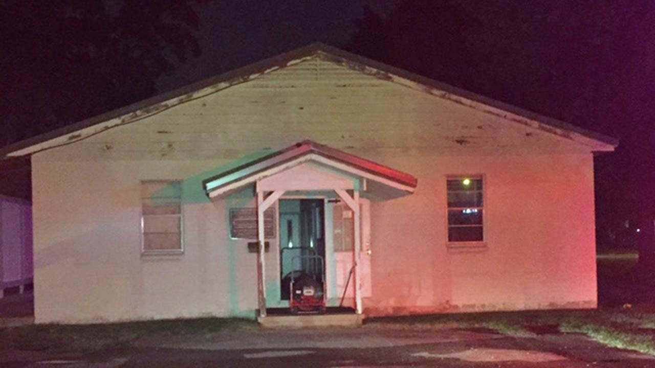 Arsonist Blamed For Damaging Vacant Tulsa Church