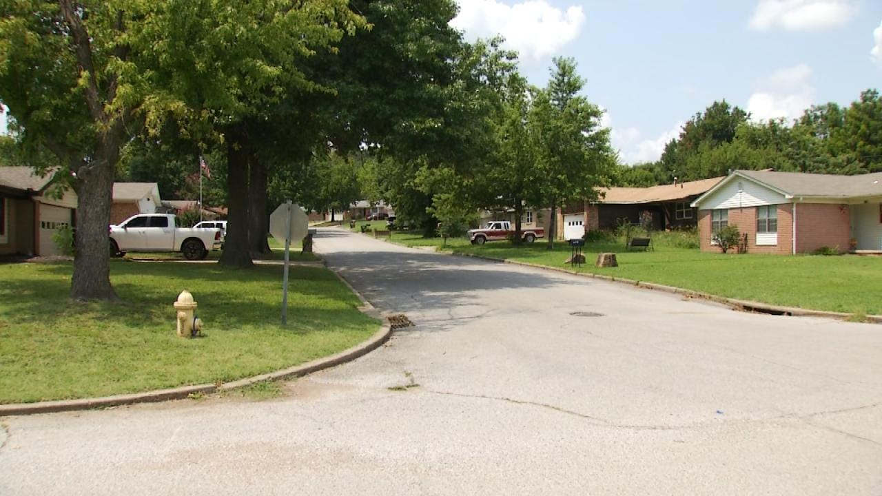 Berryhill Residents See Unusual Crime Pattern