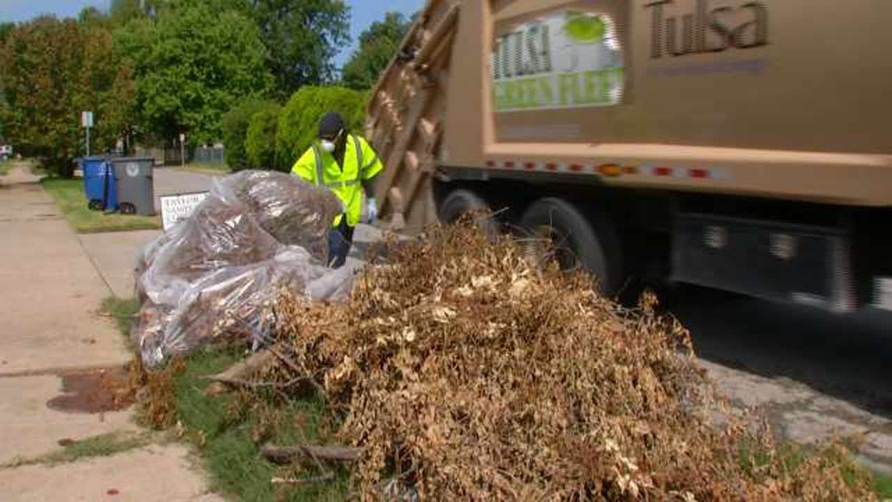 City Holding Special Green Waste Collection For Those Impacted By Tornado Damage