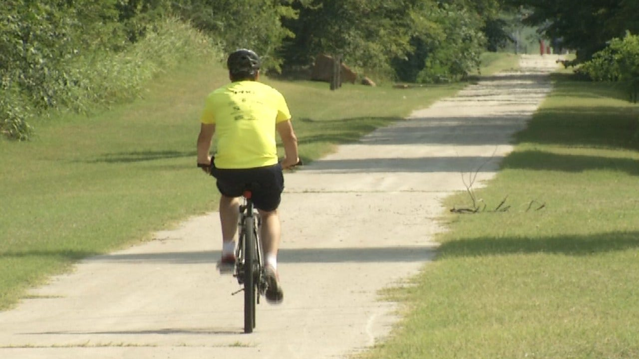 ODOT To Expand Tulsa's Biking Trails, Build New One In Sand Springs