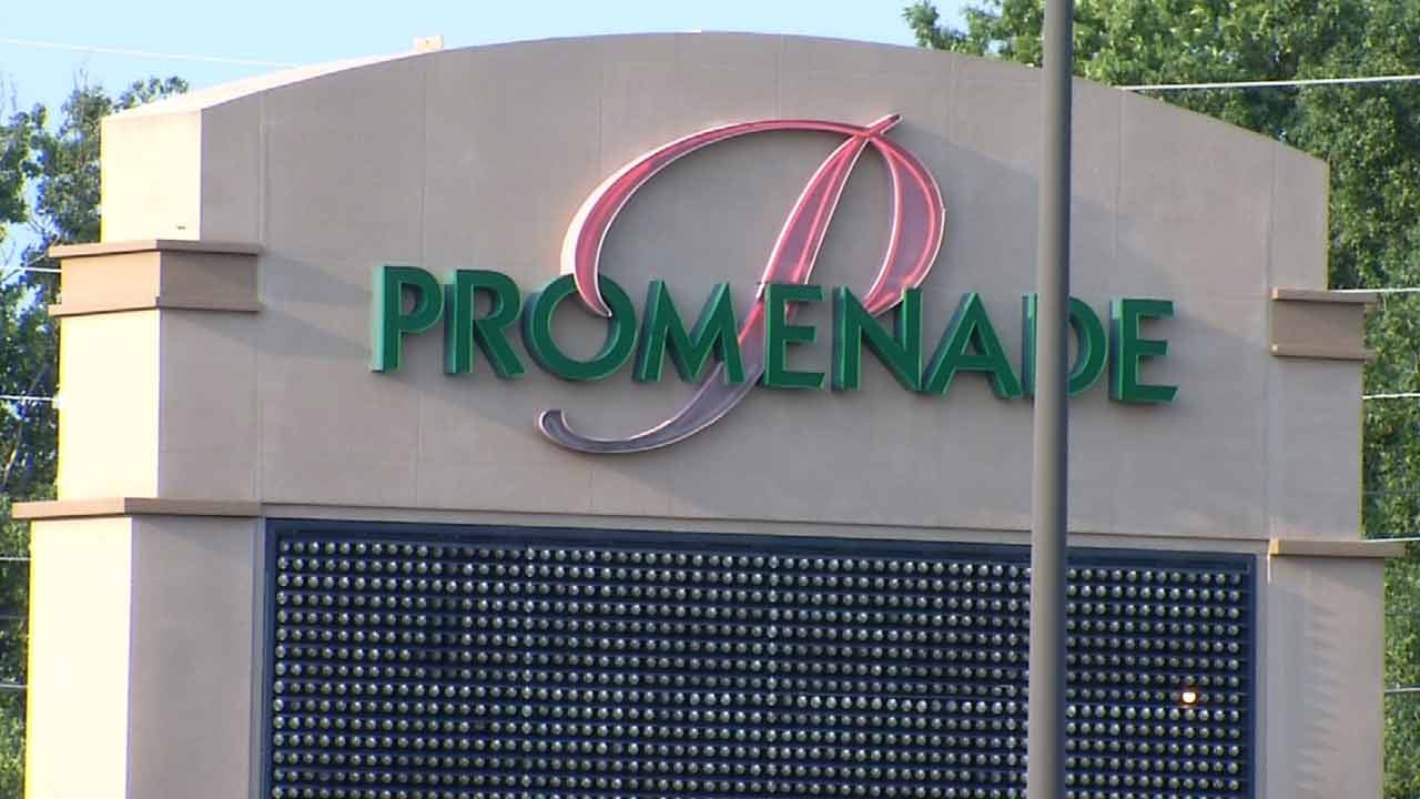 1 Victim Injured During Shooting At Tulsa's Promenade Mall