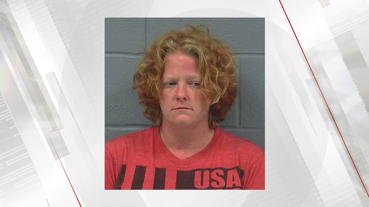 Woman Sentenced To Prison For Claremore Bank Robbery