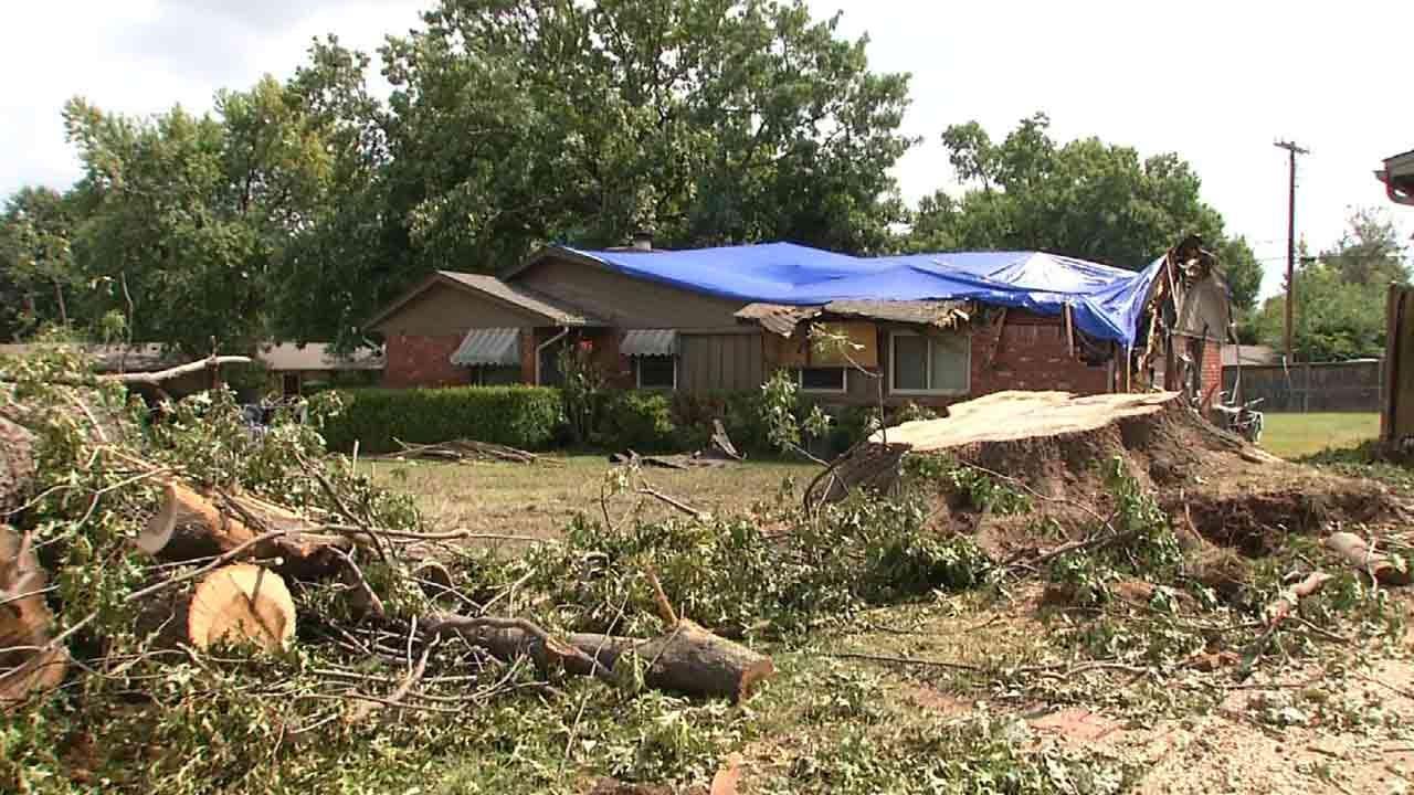 City Focused On Helping Tornado Victims Rebuild