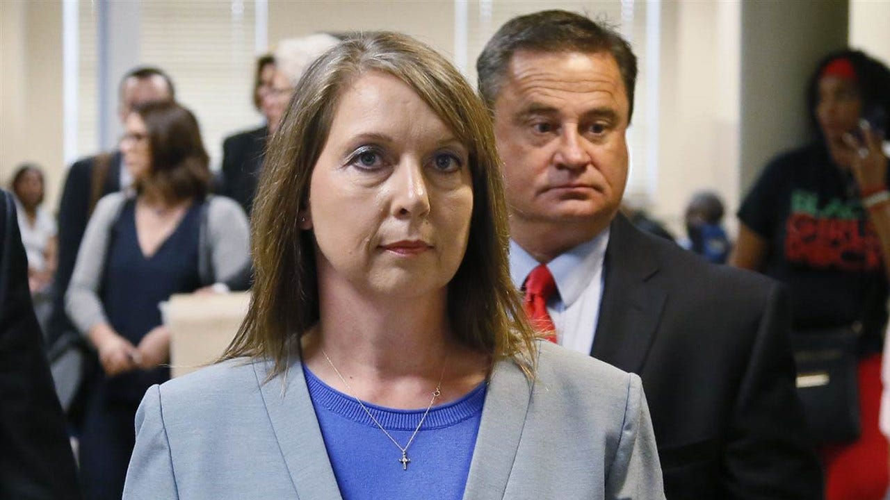 Ex-Tulsa Cop Betty Shelby To Be Sworn In As Reserve Deputy