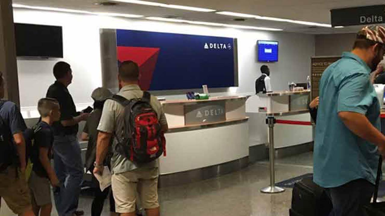 Flat Tires Cause Delta Flight To Tulsa To Abort Takeoff