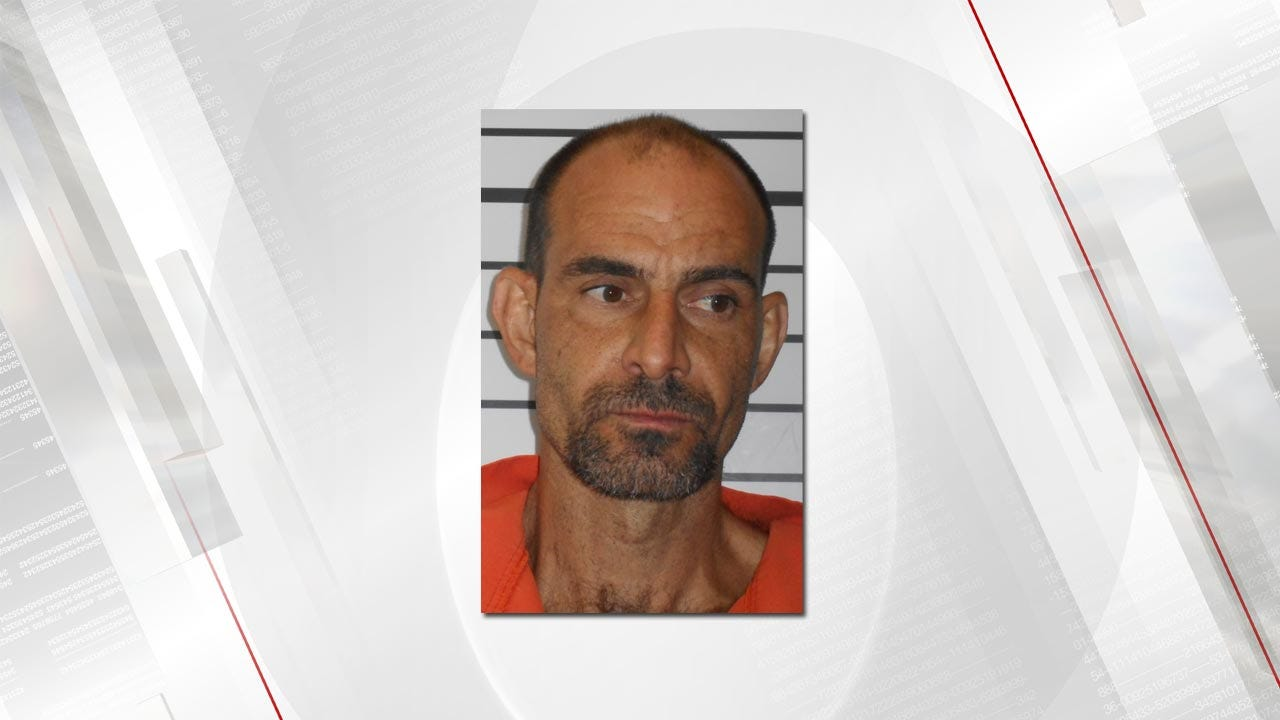 Muskogee Man Arrested, Charged For Throwing Dog Into Oncoming Traffic