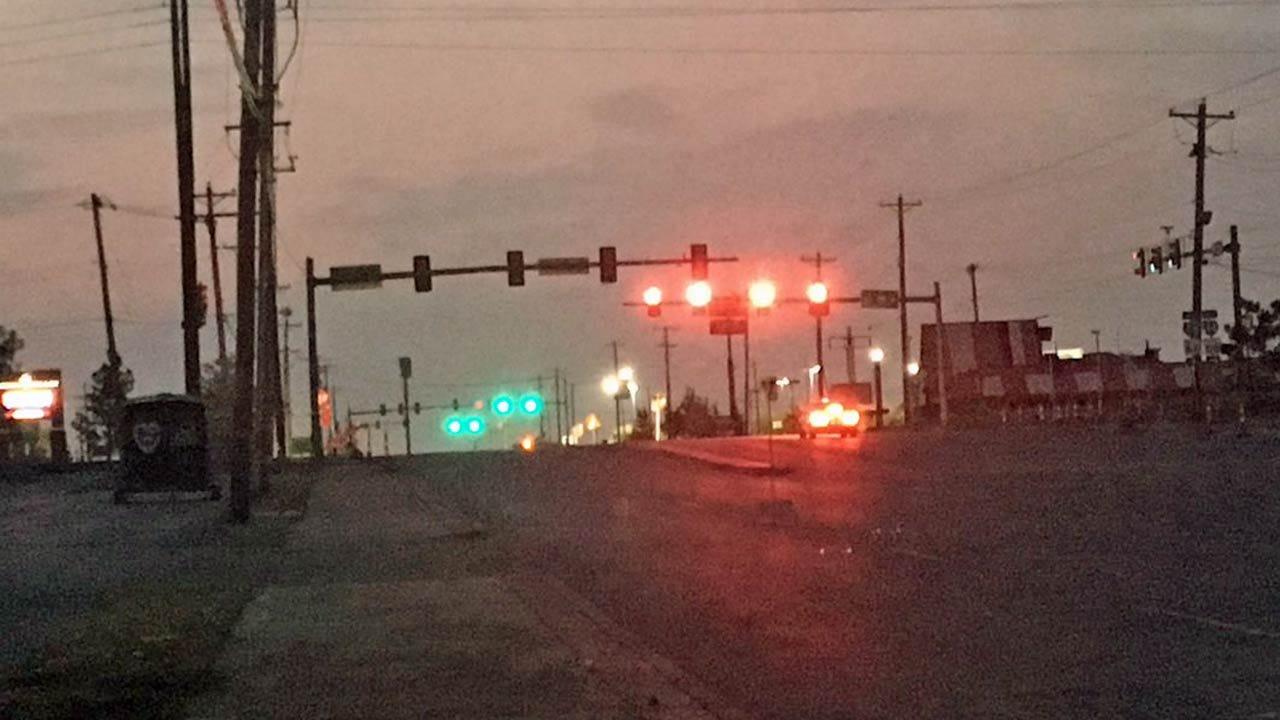 Police Step Up Patrols Following Tulsa Tornado Damage