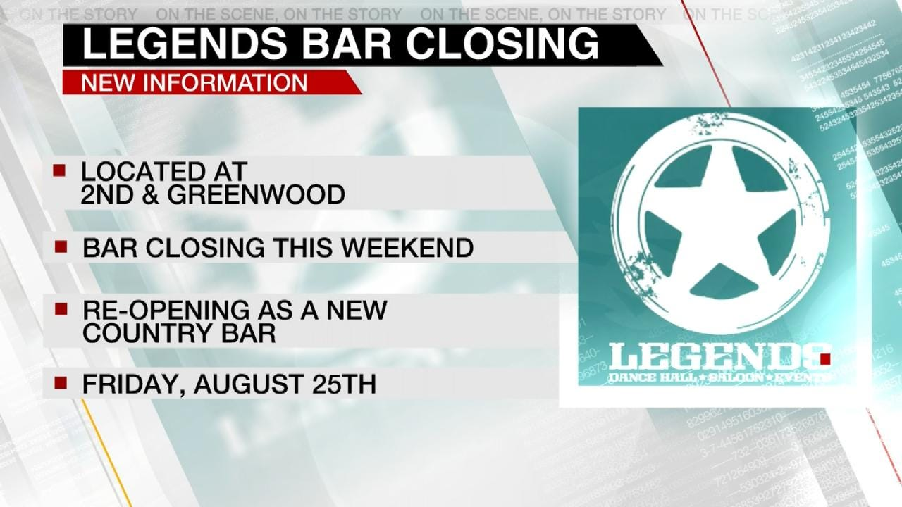 Popular Tulsa Bar Sold, Will Reopen Under New Name