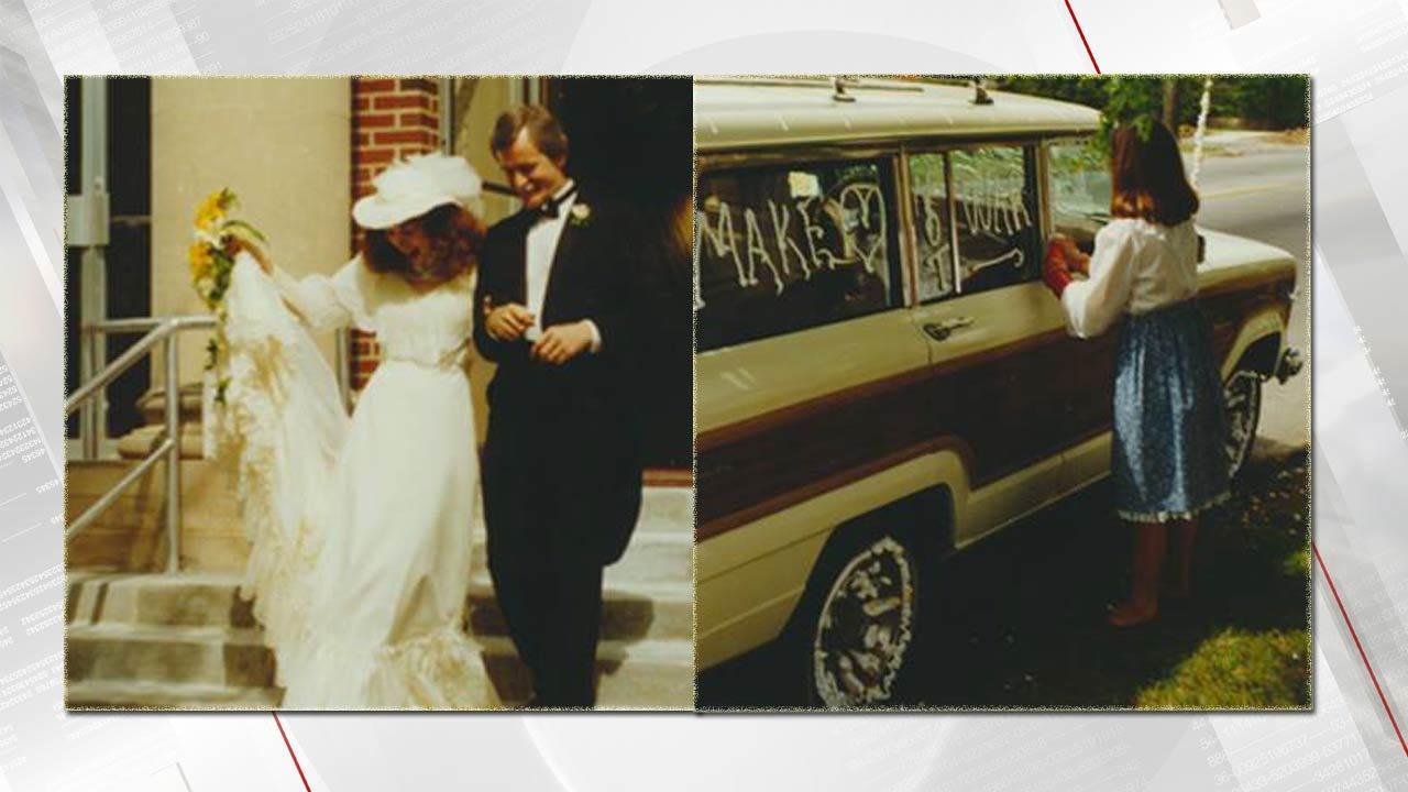 Sapulpa Wedding Photos Reunited With Family