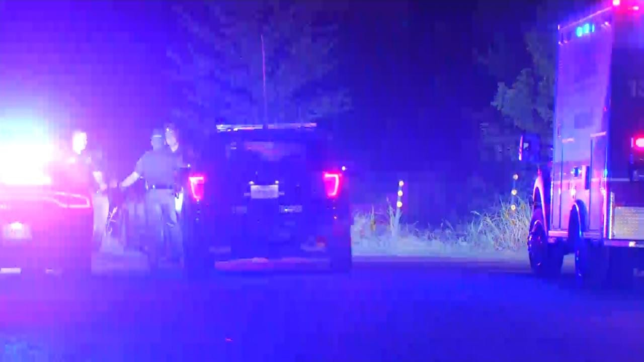 Teens Arrested After Police Chase From Tulsa To Bixby