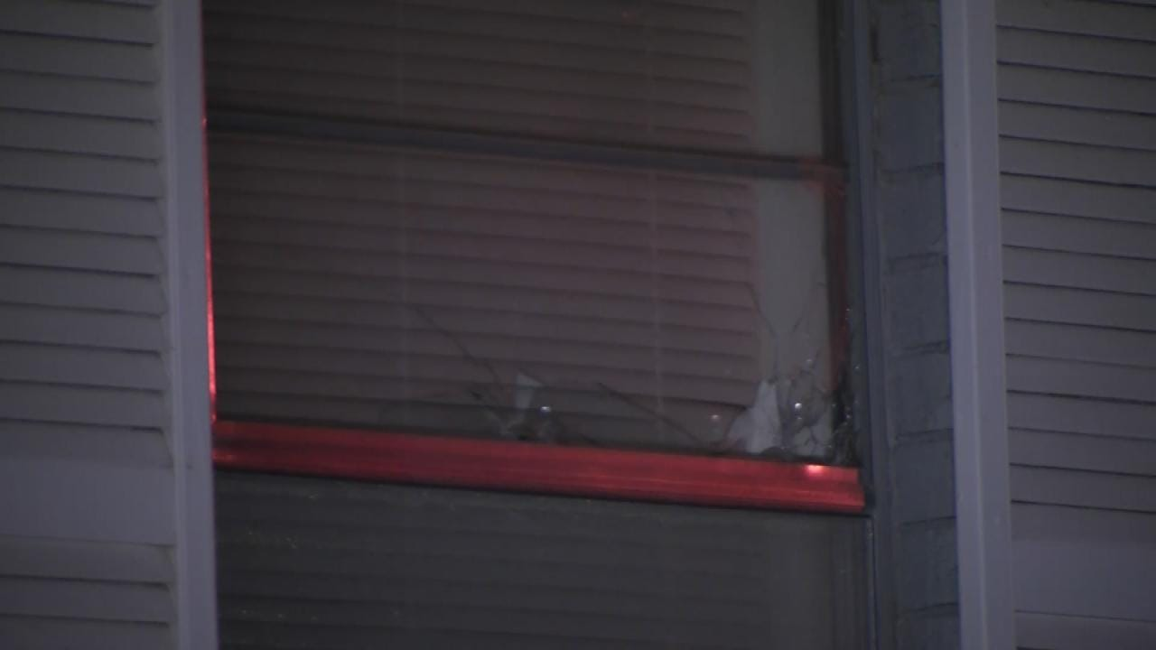 Tulsa Home Targeted By Shooter, Police Say