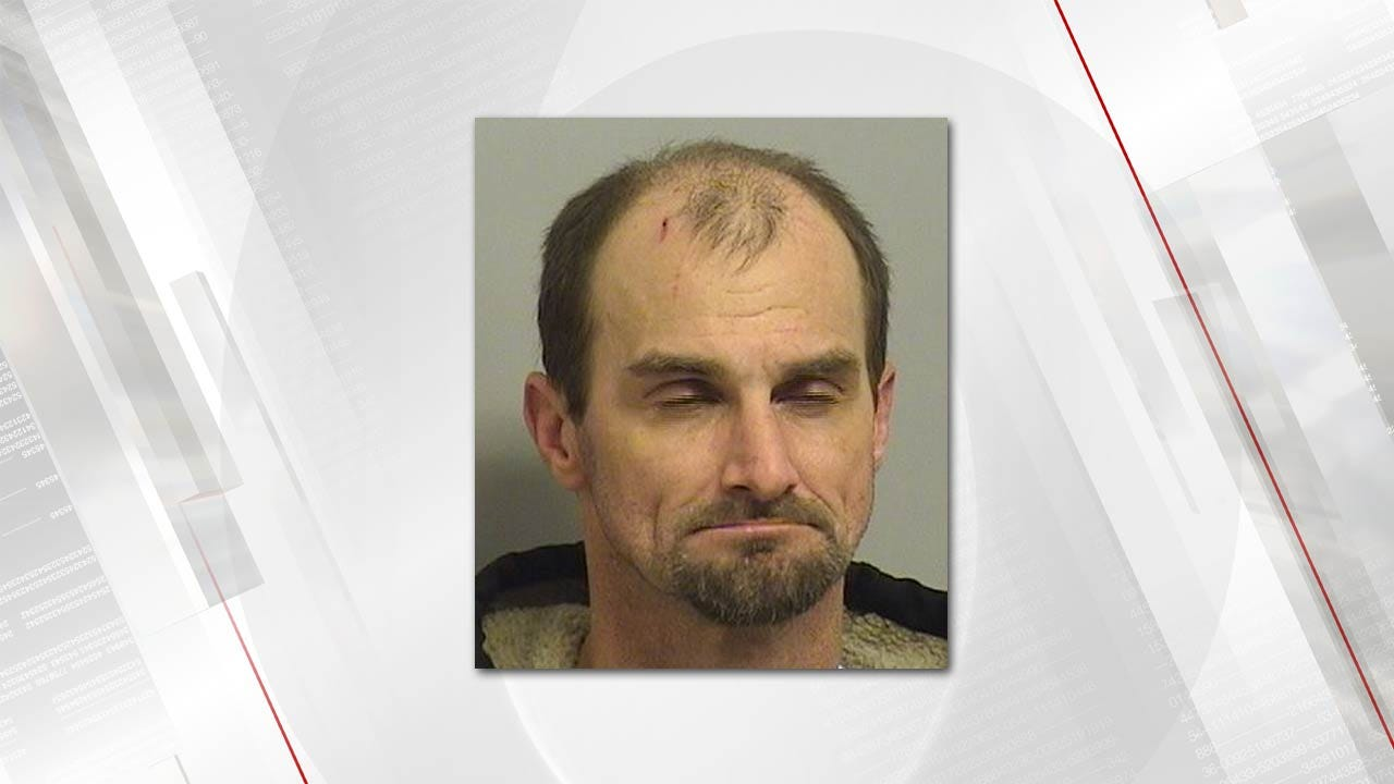 Tulsa Man Booked On Second-Degree Murder Complaint