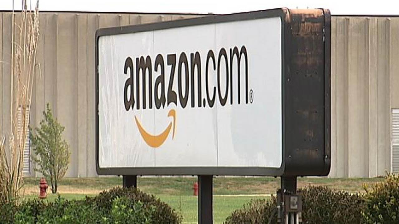 Former Coffeyville Amazon Warehouse On The Auction Block