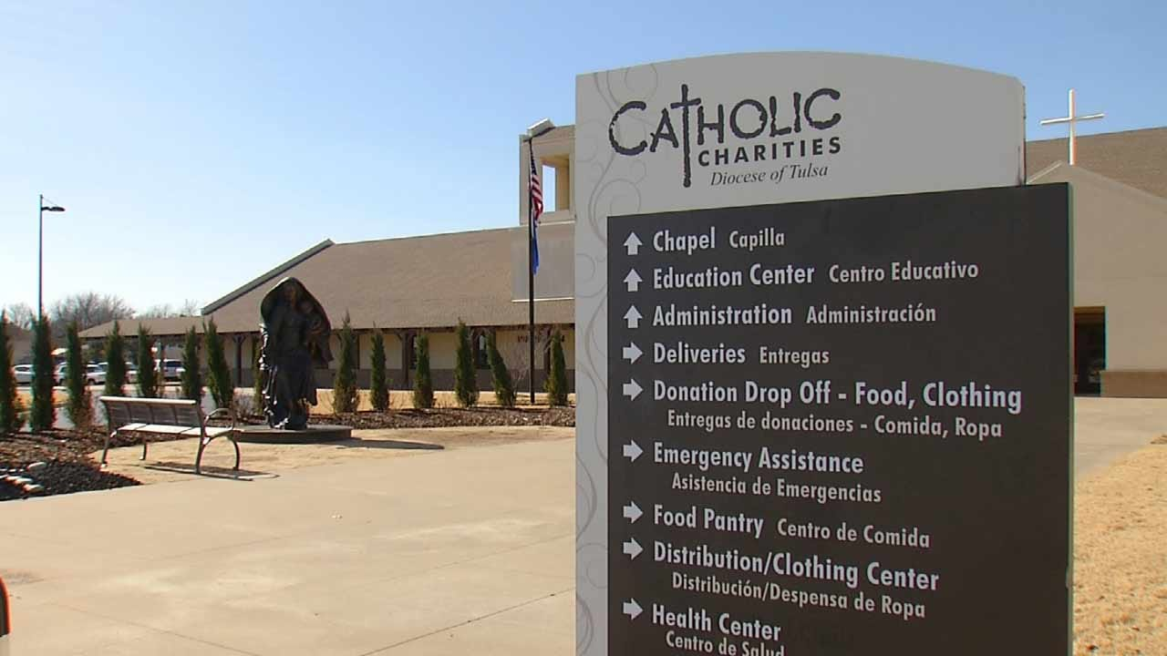 Ruling Against Travel Ban Executive Order Brings Relief To OK's Catholic Charities