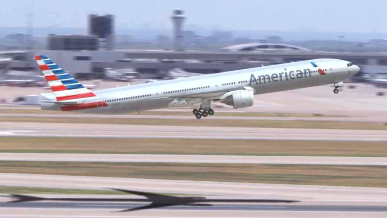 American Airlines To Cut Nearly A Third Of Management, Administrative Jobs