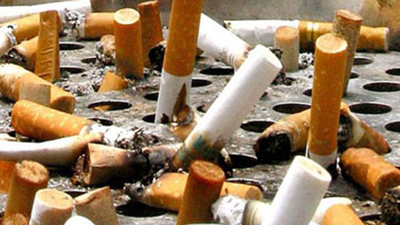 Experts Say Cigarette Butts - Not Plastic Straws - Are Largest Human-Caused Pollutant
