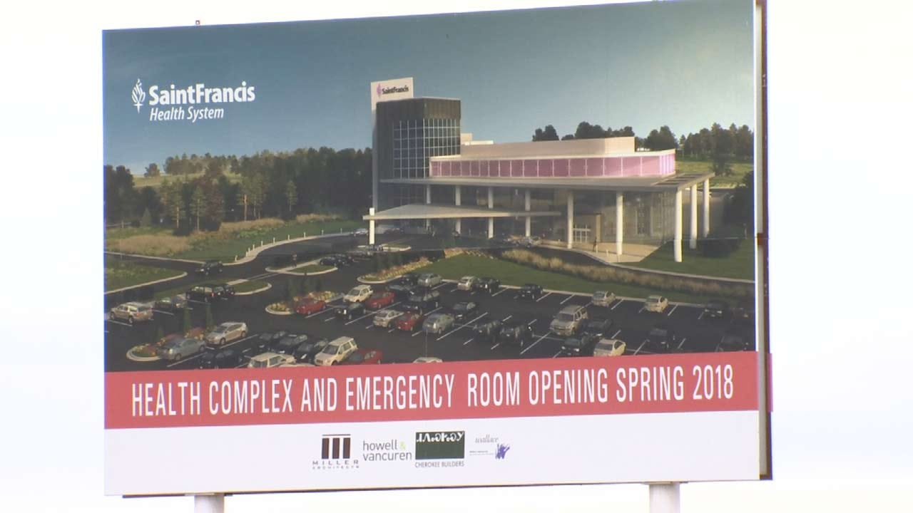 New Glenpool Health Complex To Be More Than Just Hospital