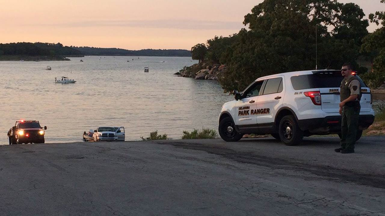 Emergency Crews Searching For Toddler In Keystone Lake