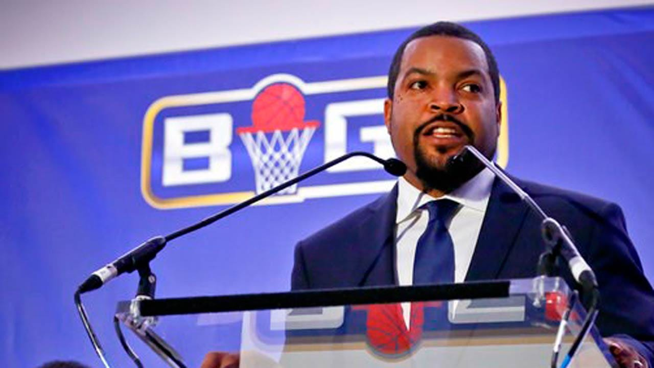 Ice Cube Brings Big 3 And Many Celebrities To Tulsa's BOK Center