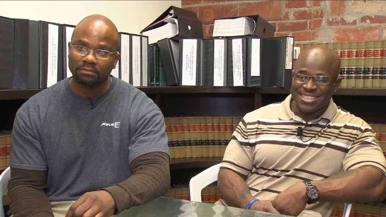 Two Men Wrongfully Convicted Of 1994 Murder Sue City Of Tulsa