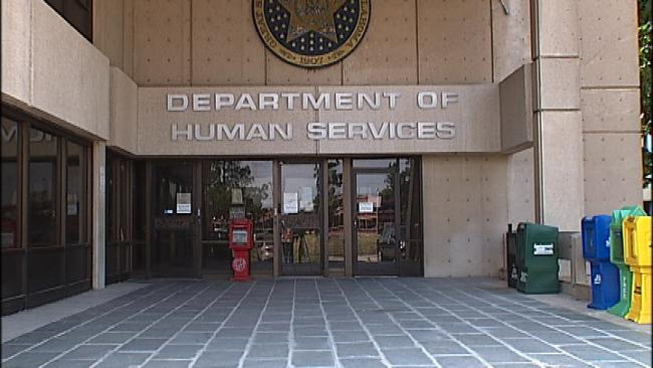 Oklahoma Department Of Human Services Announces Program Cuts