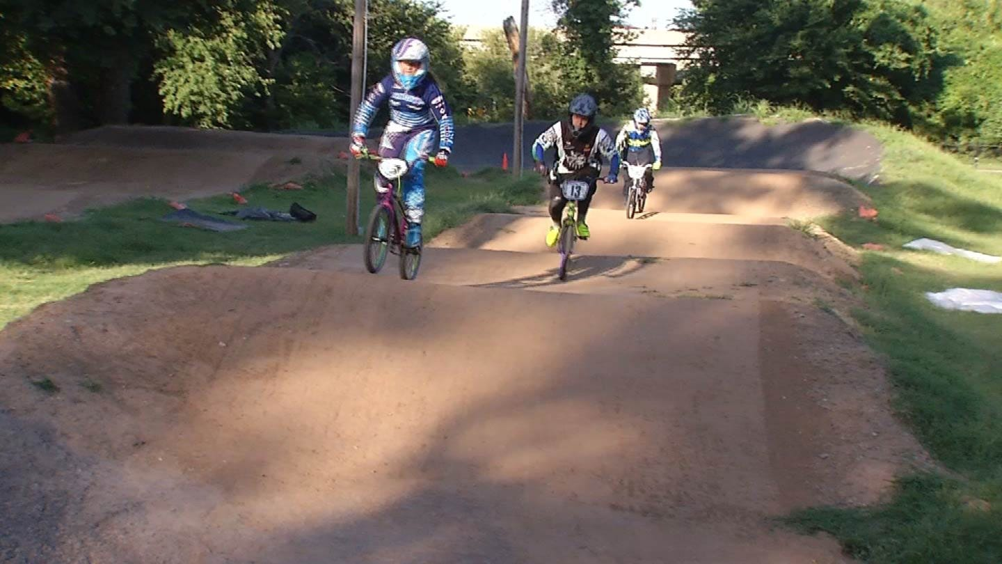 Sand Springs BMX Course Offers Family-Friendly Fun, Safe Place For Kids To Ride Bikes