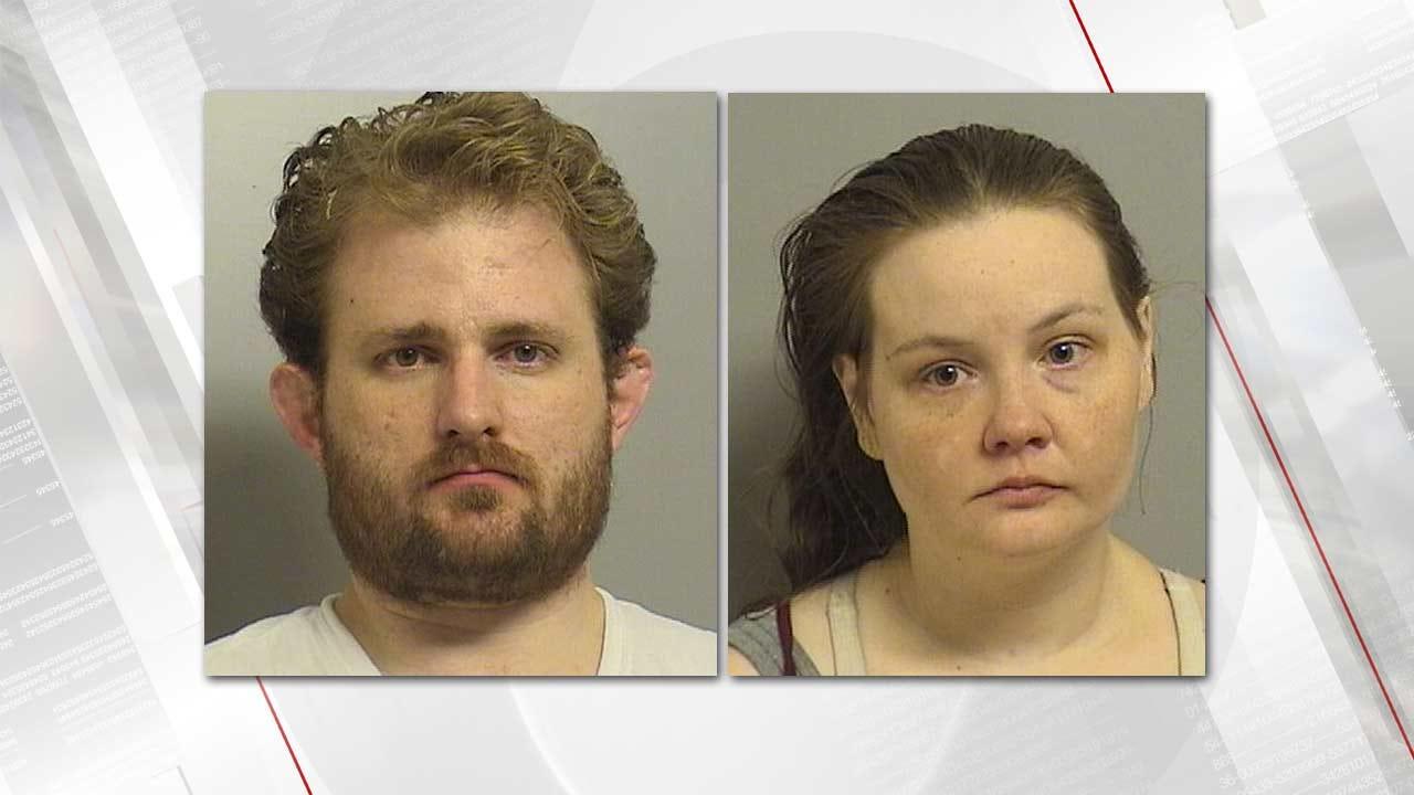 Tulsa Parents Arrested After Children Found Living In Feces