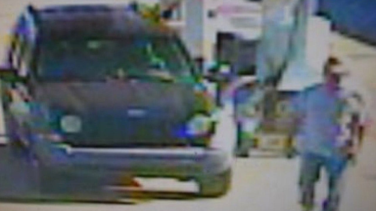 Wagoner County Investigators Seek ID Of Man Who Used Stolen Money