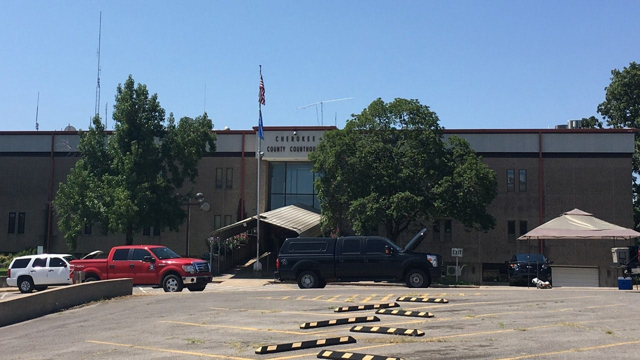 Bomb Threat Closes Cherokee County Courthouse, Tahlequah Library