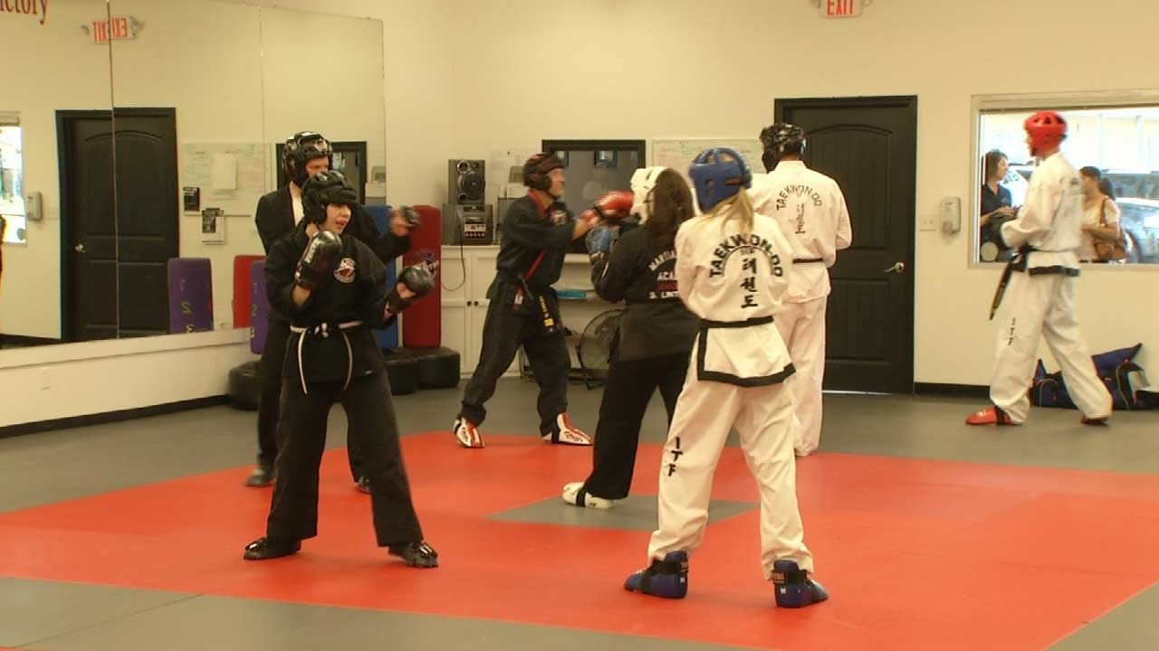 Jenks Martial Arts Students Compete For National Championship