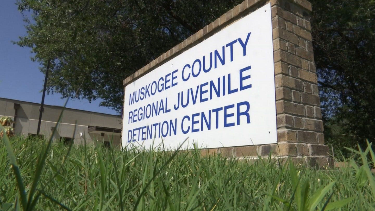 Juvenile Detention Center In Muskogee County To Reopen