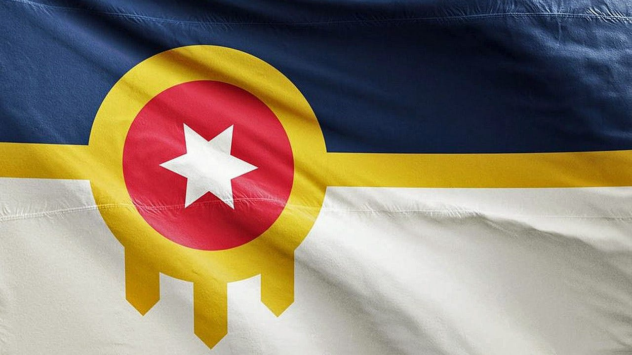 Tulsa Group Announces City's Winning Flag Design