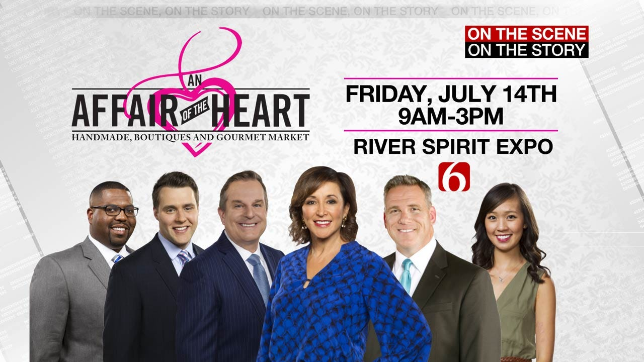 An Affair Of The Heart Kicks Off Friday At Tulsa's Expo Square