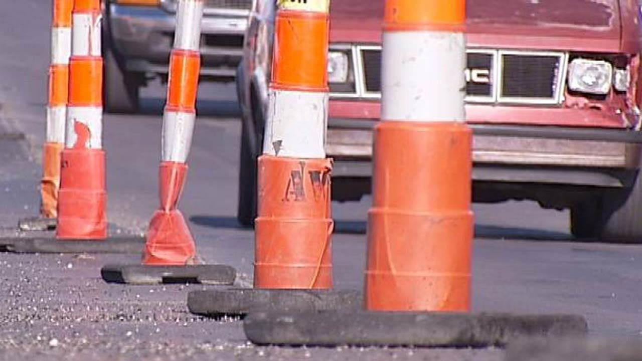 Another Tulsa I-244 Bridge Rehab Project Set To Begin Monday