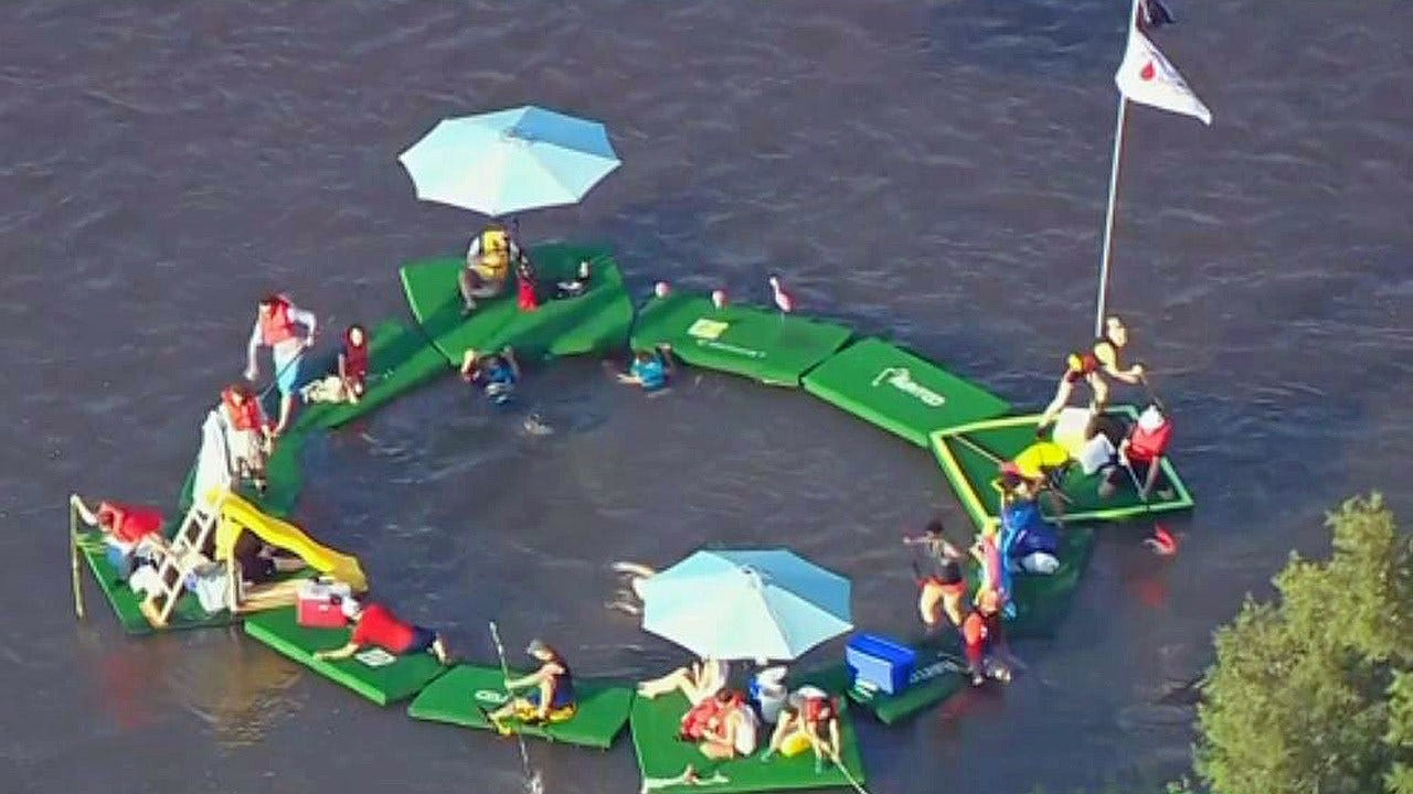 Deadline Approaches For Tulsa's Great Raft Race