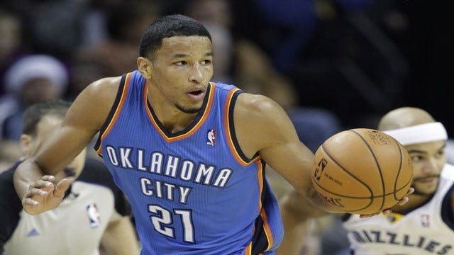 Andre Roberson Officially Signs New Contract With Thunder
