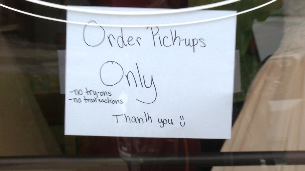 National Bridal Company Closes Stores, Including Tulsa