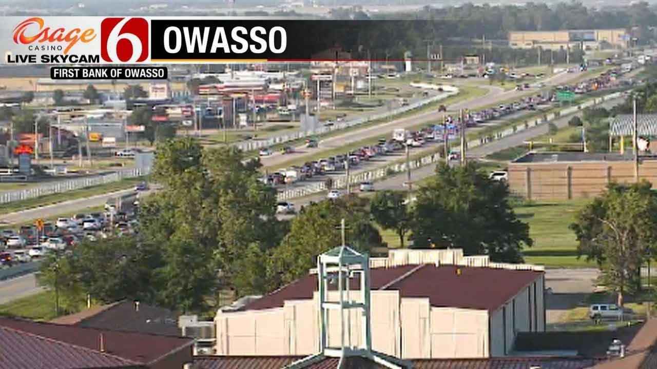 Oologah Man Dies From Injuries In Tulsa Motorcycle Crash